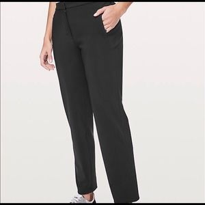 lululemon On the Move Pant BLK